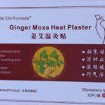 Ginger Moxa Heating plaster